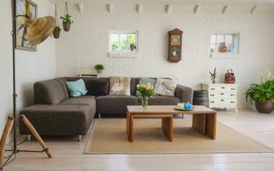 Un hogar bien decorado: un hogar feliz
