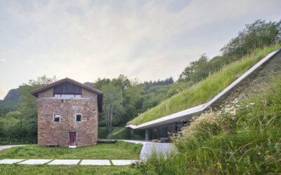 Increíble casa rural reformada en las montañas de Navarra