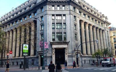 Se vende el edificio BBVA de Bilbao por 150 millones