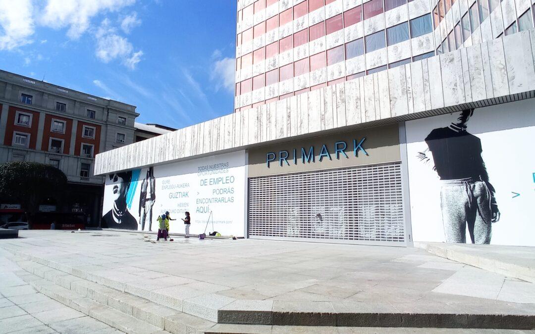 La apertura de Primark será en mayo