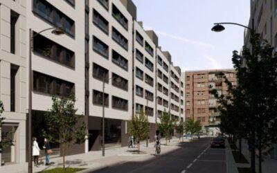 Un fondo de inversión alemán convierte un edificio industrial de Bilbao en viviendas